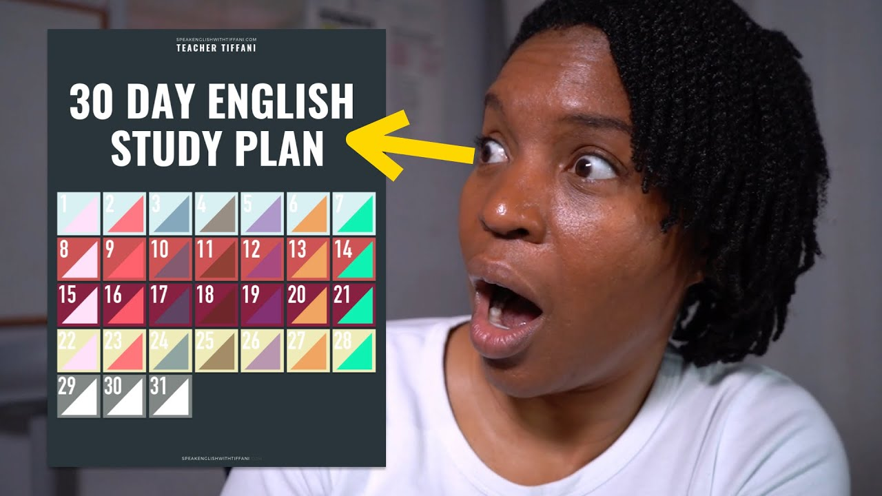 The ULTIMATE GUIDE To Improve Your English In 30 Days