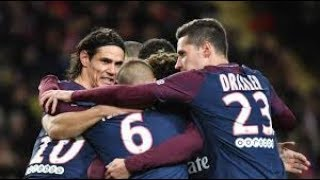 MONACO vs PSG (1-2) | RESUME ET TOUS LES BUTS (26/11/2017)