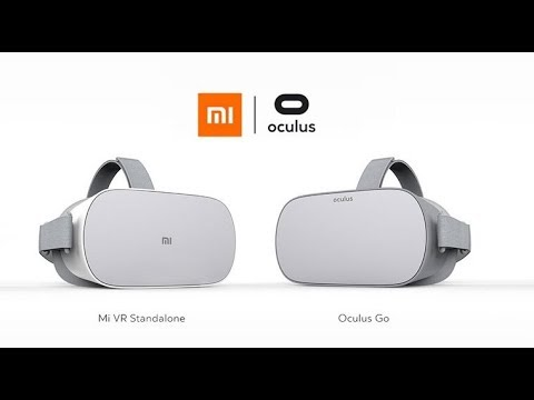 Xiaomi, Oculus announce new Mi VR headset at CES 2018