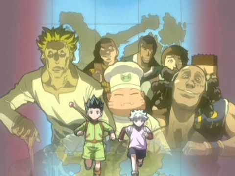 Hunter x Hunter OVA 2: Greed Island anime opening - YouTube