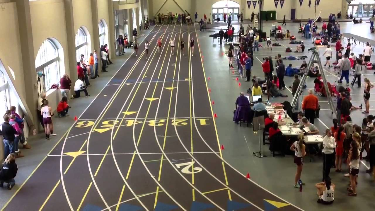 Capital University Womens 60 Meters Morgan Freyhof