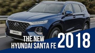 The New Car 2018 !!! Hyundai Santa FE 2018 Review And Eksterior Our Performance