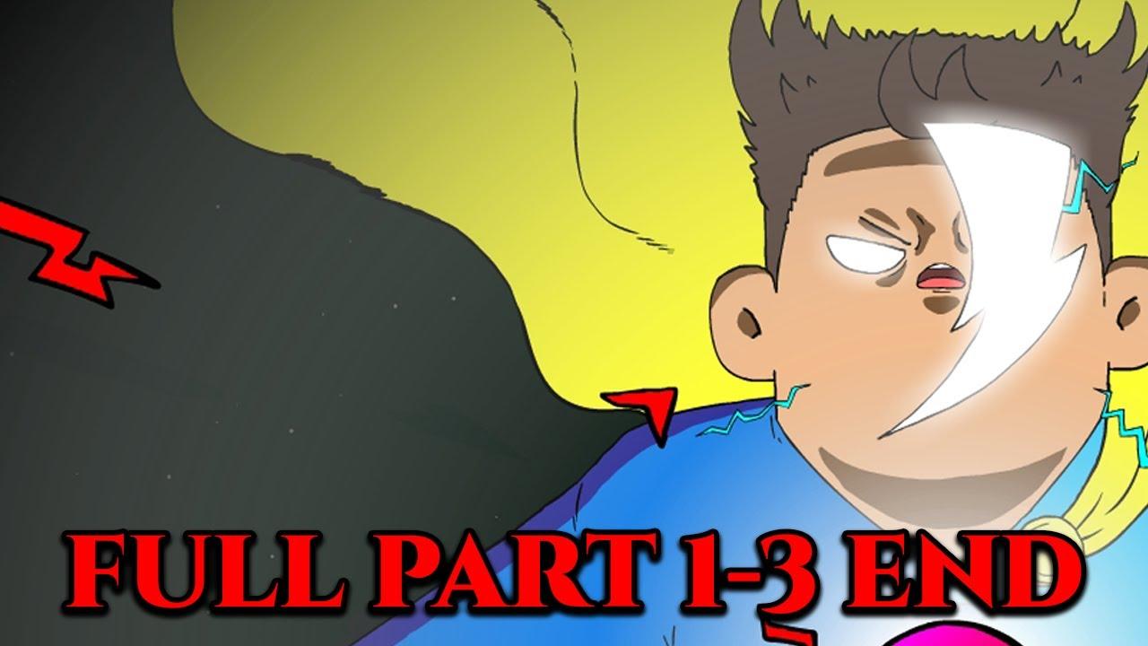 SUPER HERO ACIL (FULL PART 1-3 END) - DALANG PELO
