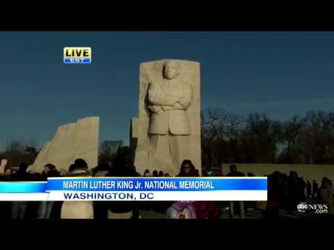 Martin Luther King Jr. Memorial: Visitors Share Favorite MLK Quotes