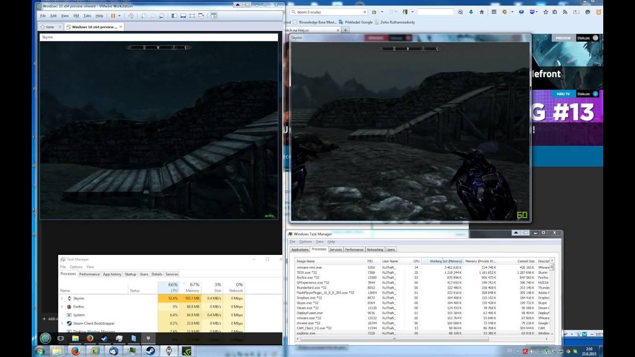 skyrim pc split screen mod