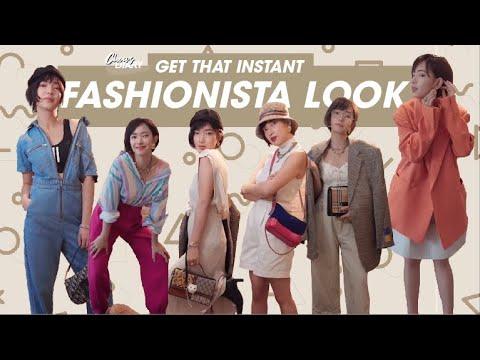 Ăn diện kiểu Châu BÙI😃   Mix your outfit like a true fashionista