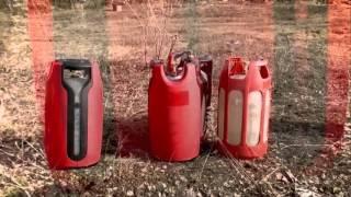 Взрывобезопасные композитные баллоны для пропана - тест на взрыв(, 2013-05-12T11:22:25.000Z)