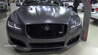2018 Jaguar  XJL 575 R - Exterior And Interior Walkaround - 2018 Montreal Auto Show
