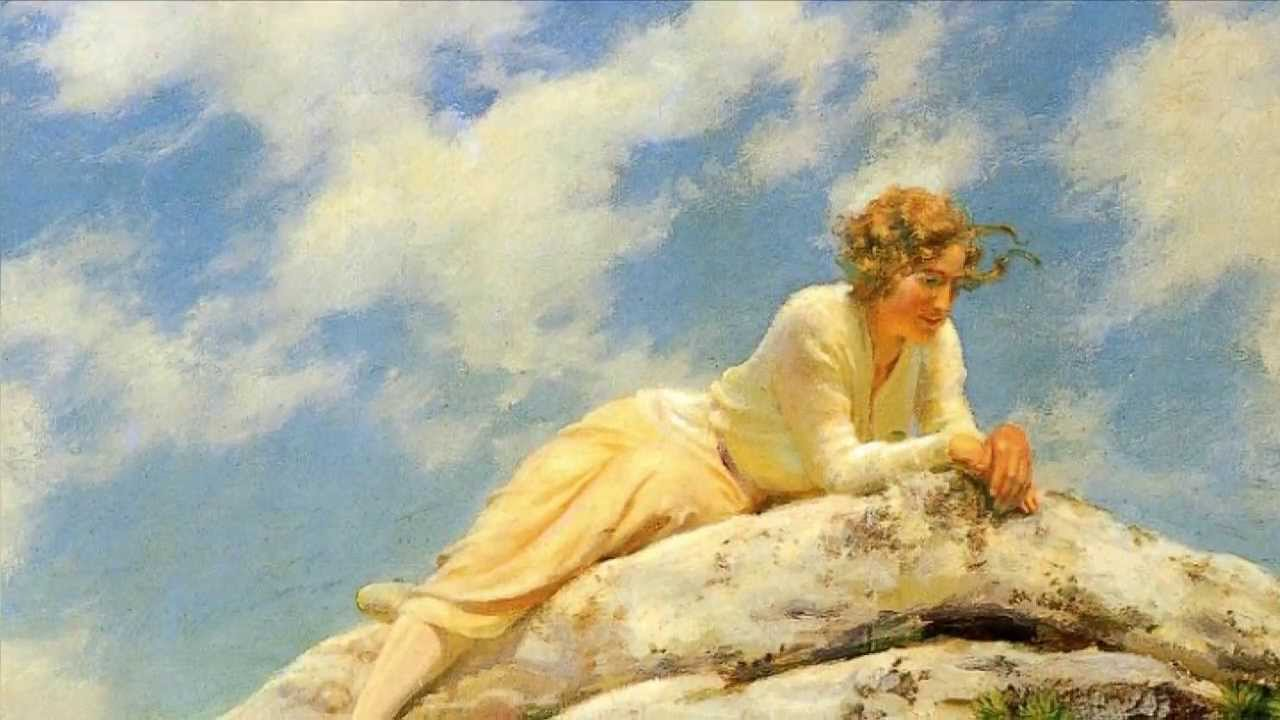 Charles Courtney Curran Youtube