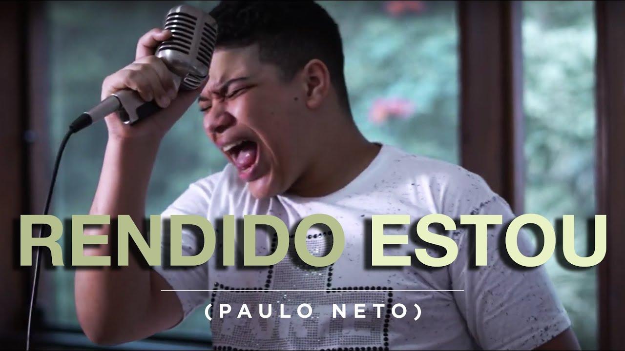 Paulo Neto - Rendido Estou (Cover)  | Arms Open Wide
