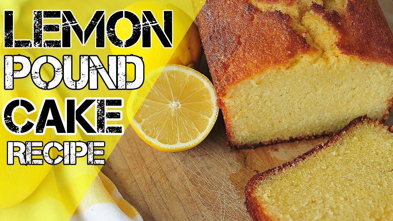 Diy E Liquid Recipe Lemon Pound Cake Youtube
