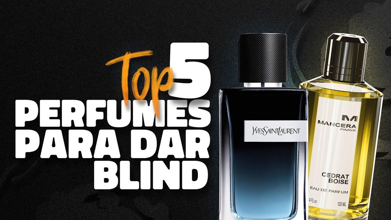 5 PERFUMES para dar BLIND! Só perfume MATADOR.