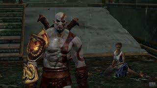 God of War 3 - Remastered (gameplay, русская версия, PS4) #6