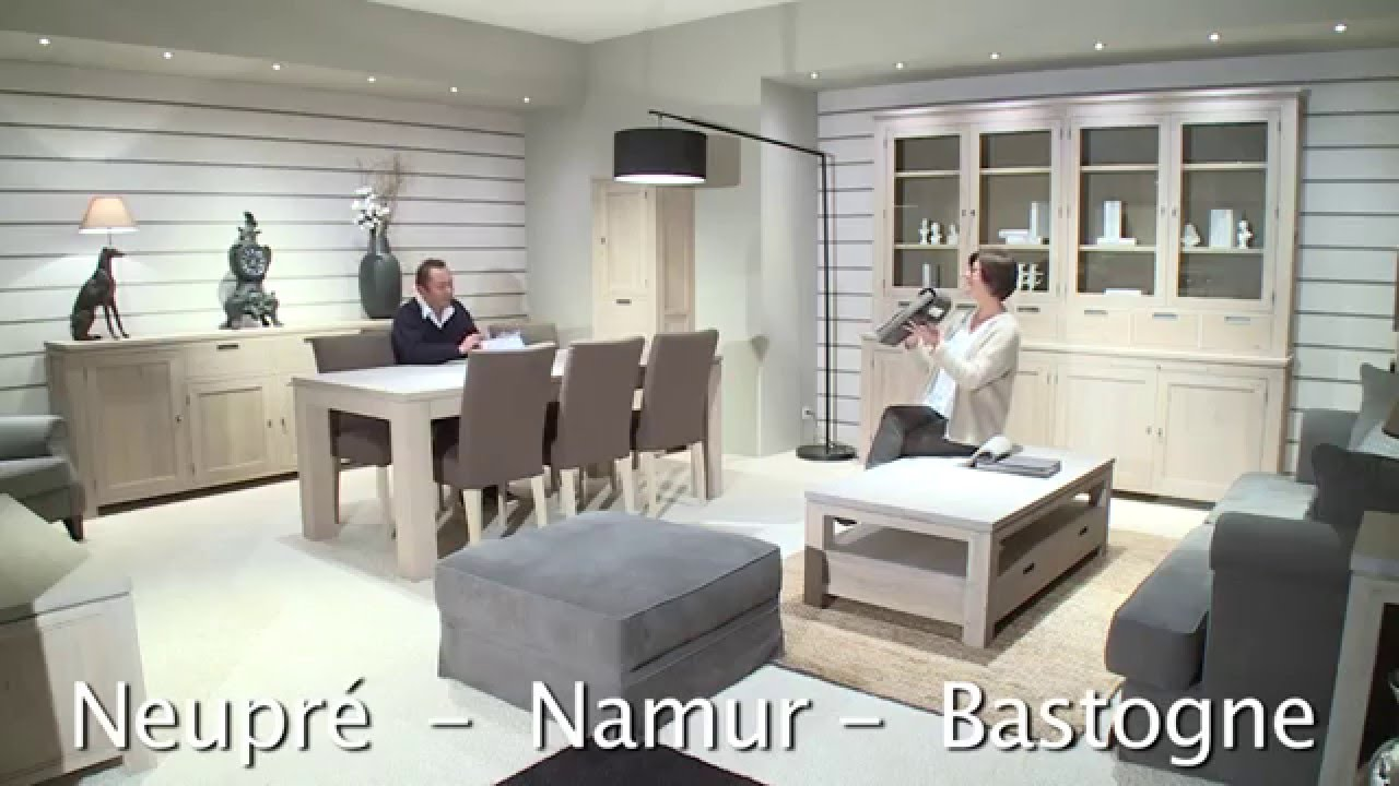 meubles mailleux salle manger 2015 2016 youtube. Black Bedroom Furniture Sets. Home Design Ideas