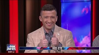 """Michael Malice on """"Red Eye"""" — March 25, 2017"""