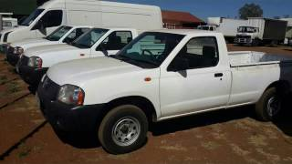 2010 NISSAN BAKKIES 2.0 Petrol Bakkies Auto For Sale On Auto Trader South Africa