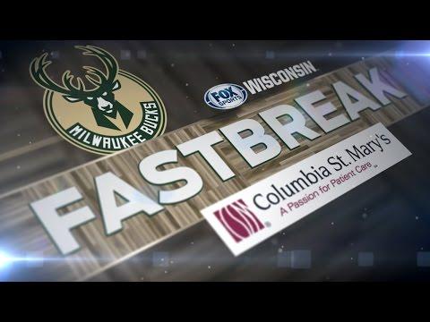 Bucks Fastbreak: Miami 107, Milwaukee 103