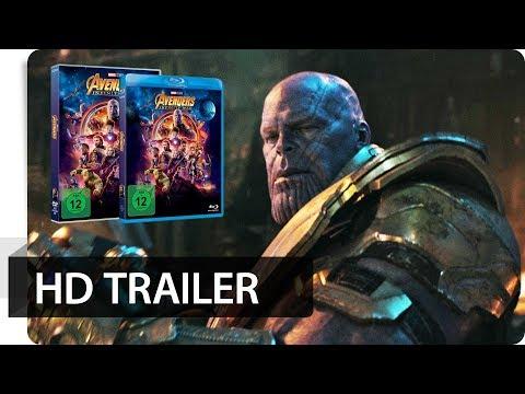 Avengers Infinity War // Jetzt auf Blu-ray™, DVD, 4K UHD Blu-ray | Marvel HD