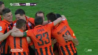 Шахтёр  — Заря. Обзор матча. 3:2. 06.05.2017.