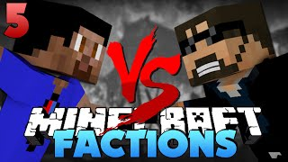 Minecraft Factions Battle 5 - MCMMO COACHING