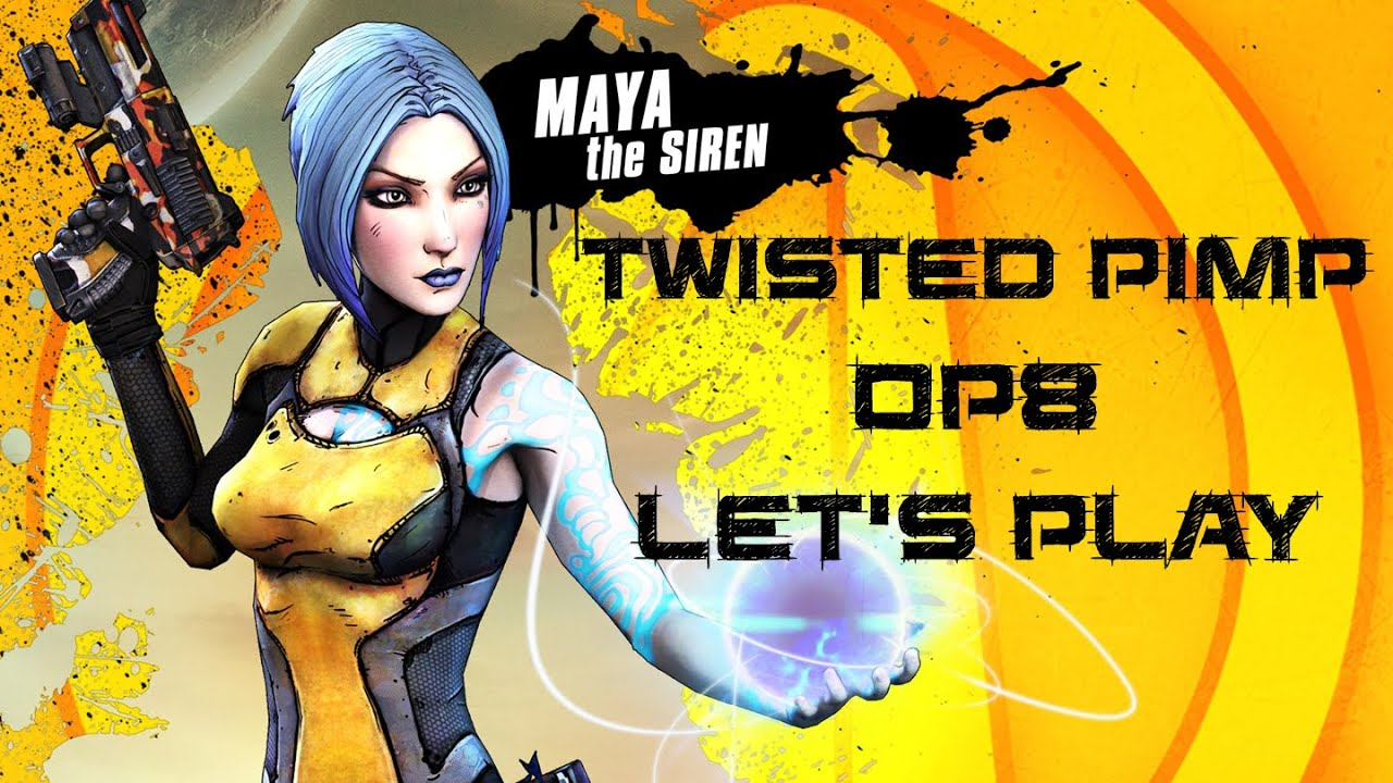 Build] Maya the Twisted Pimp - Maya the Siren - The Official