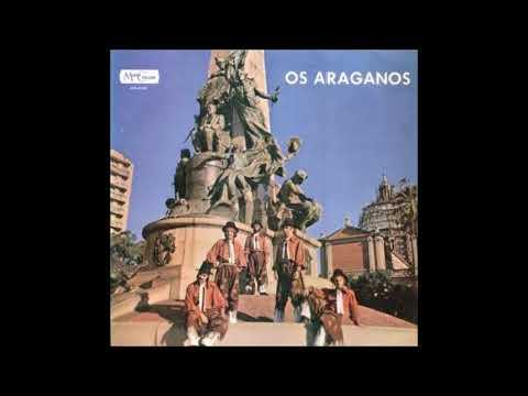 Os Araganos (1973) LP COMPLETO