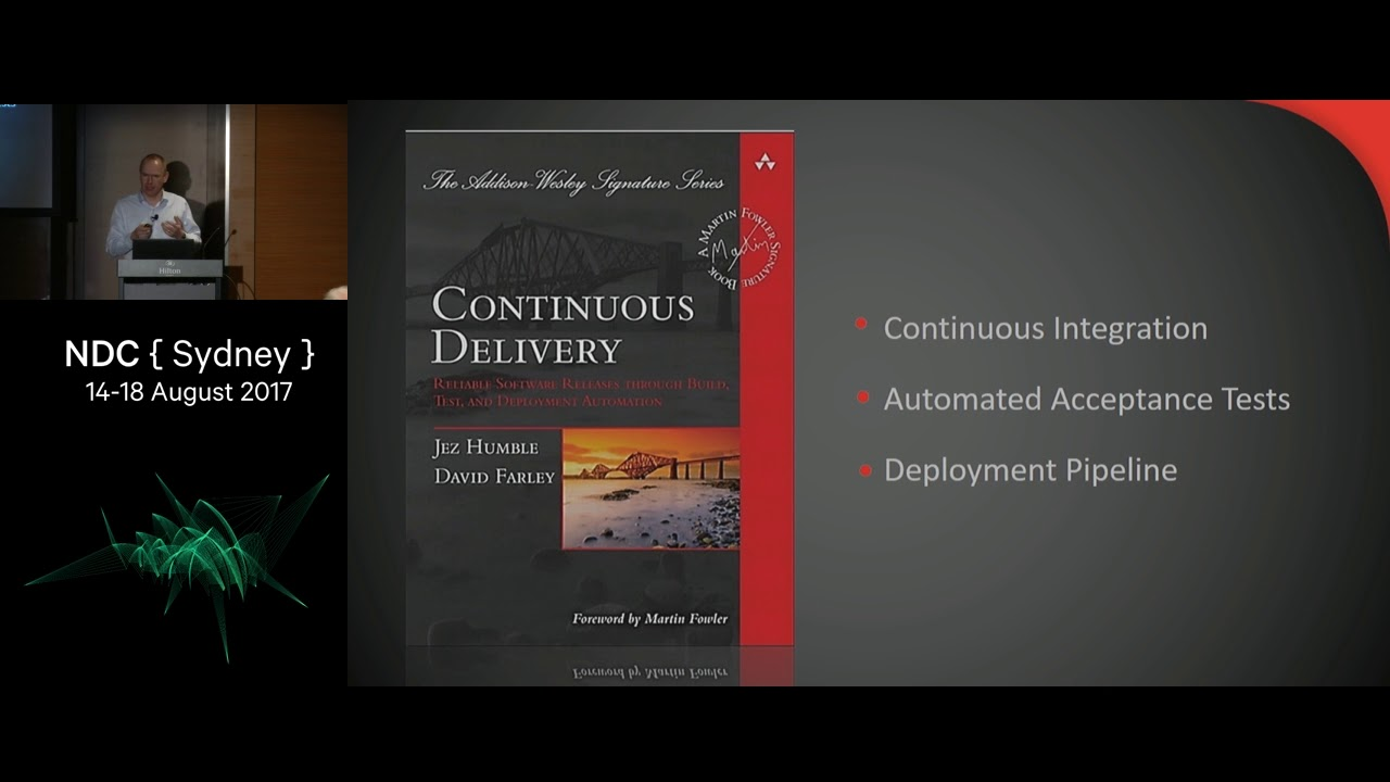 Download A team's transition to Continuous Delivery - Ashley Noble