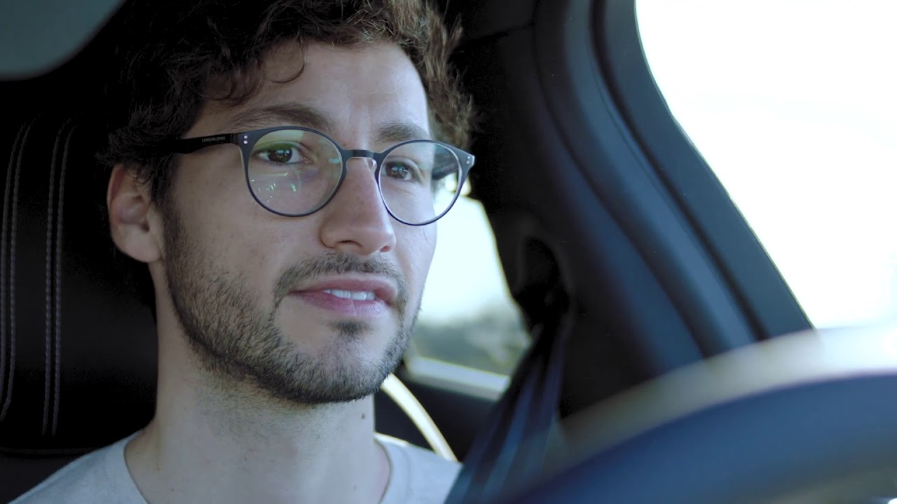 Introducing ZF coPILOT: Your personal driving assistant - YouTube