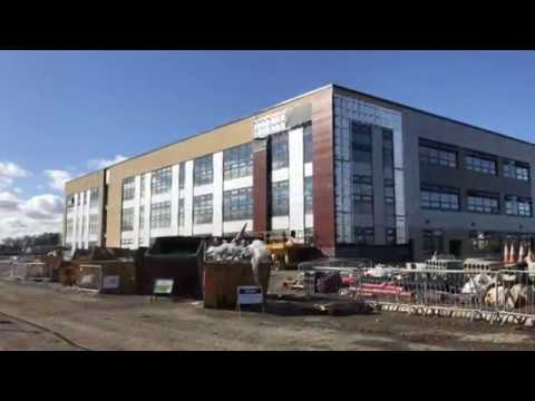 New Kelso High School update - March 2017