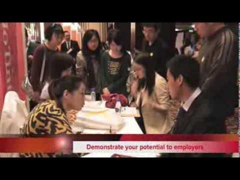 CCE Chinese Graduate Careers Fair 2013 Promo