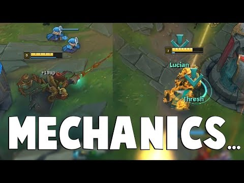 CoreJJ Shows Insane Support Mechanics Playing With Doublelift... | Funny LoL Series #478