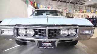 1969 Buick Riviera 2 Door Hardtop Coupe (Stock #P10032)