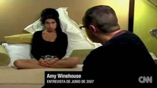 Amy Winehouse CNN Interview (español)