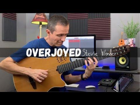 Overjoyed (Stevie Wonder) - Fingerstyle mp3