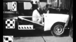 Así eran los crash test de Renault