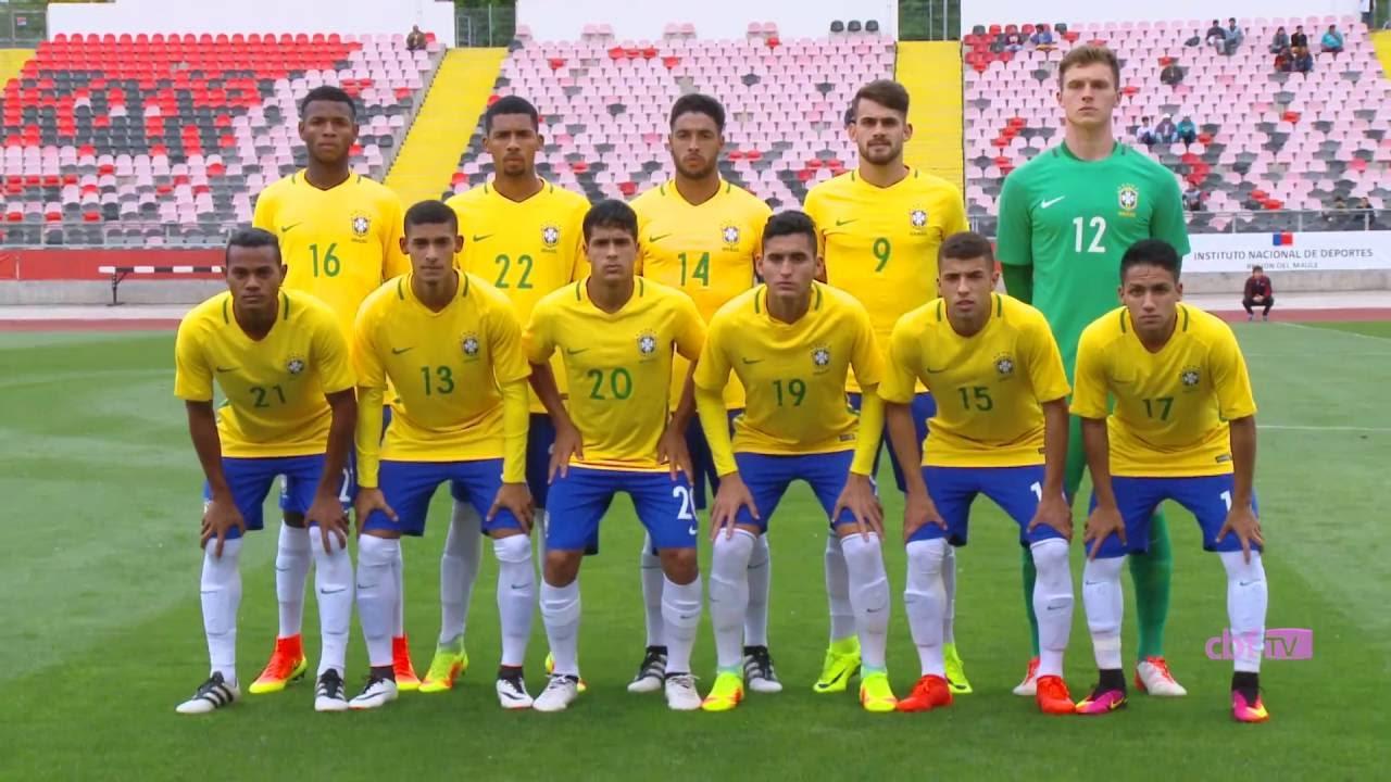 Melhores Momentos De Brasil Sub-20 2 X 1 Uruguai