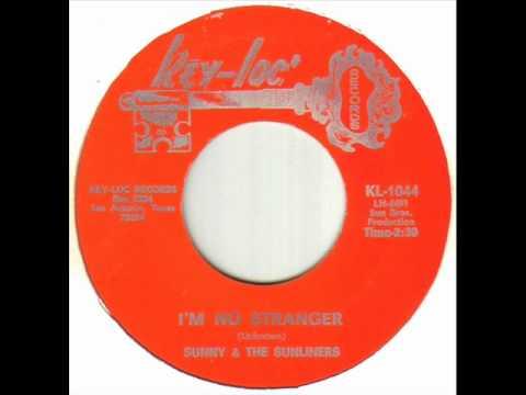 Sunny & The Sunliners - I'm No Stranger.wmv