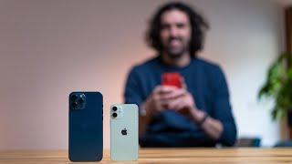 iPhone 12 mini &12 Pro Max - DVA EXTRÉMY!