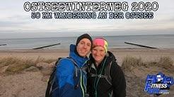 50 Kilometer WANDERN AN DER OSTSEE - OSTSEEWINTERWEG 2020
