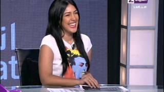 """بالفيديو.. نرمين ماهر: عمرو زكي قرفنا وتعبنا نفسيًا في """"الزمهلاوية"""""""