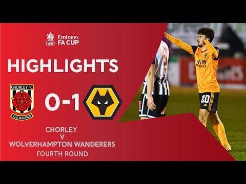 Chorley Wolves Goals And Highlights