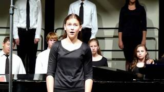 Dodi Li - A Cappella Choir 2011-10-04