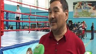 В Костанае прошел чемпионат области по боксу