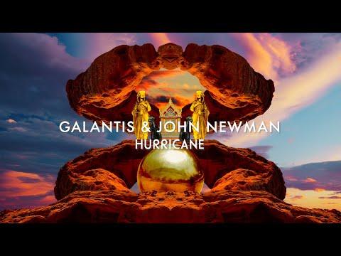 Galantis feat. John Newman - Hurricane mp3 letöltés