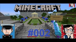 Minecraft #002 - Stadtrundführung Tutorial // Let´s Play Minecraft