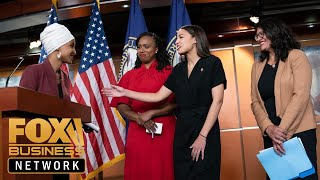 Varney: The feud between Pelosi and 'The Squad' is back on