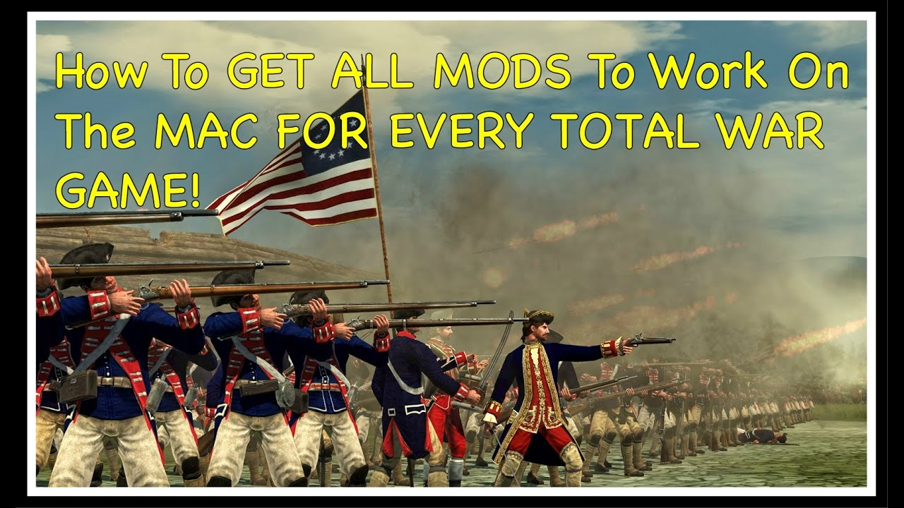 napoleon total war mac mod