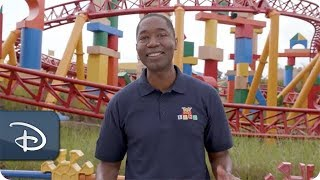 iNSIDE Disney Parks - First Look at Toy Story Land at Night and More