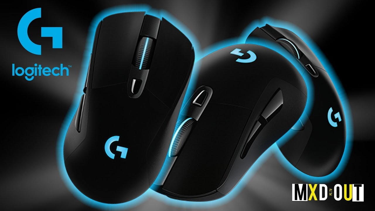 Logitech g703 wireless gaming mouse Review