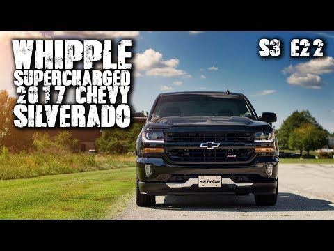 Whipple Supercharged 2017 Chevy Silverado | RPM S3 E22